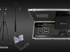 Metronor SOLO Twin portable metrology System